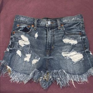 Gap High-Waisted Shorts
